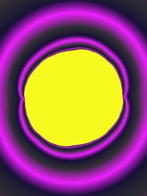 Magnetic Sun by Chris Billington