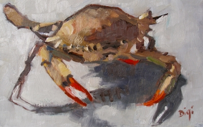 Crab by Amy DiGi